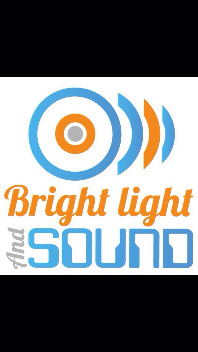Bright light and sound