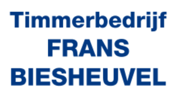 Timmerbedrijf Frans Biesheuvel